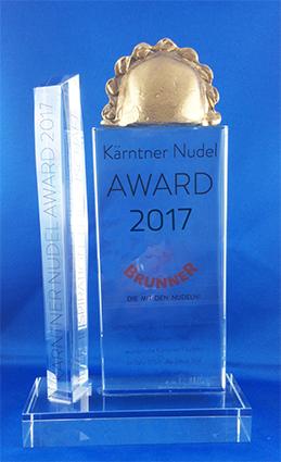 Senden Sie uns Ihre Ideen für den Kärntner Nudel-Award 2017.