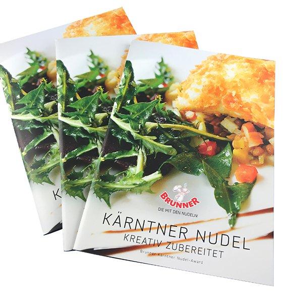 Kärntner Nudel Kochbuch