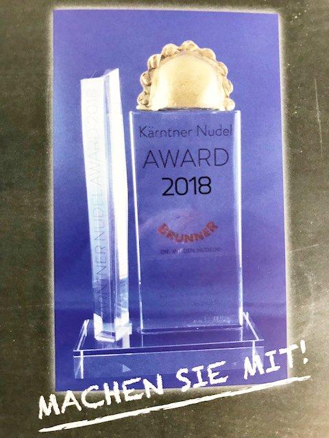 Kärntner Nudel_Award 2018